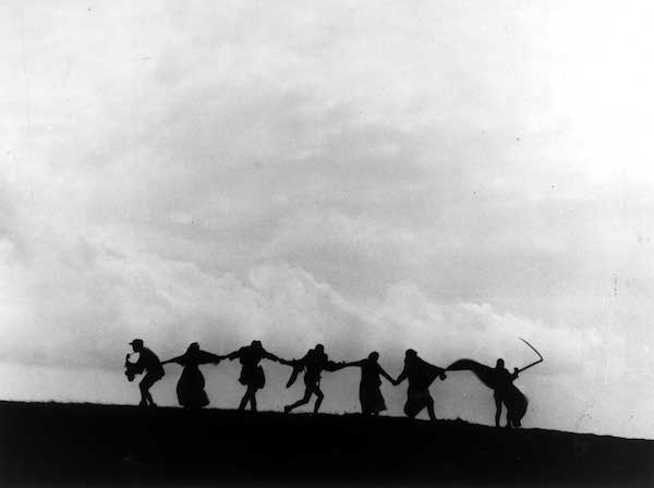 Seventh Seal Dance of Death