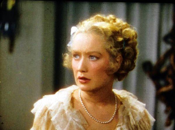 BECKY SHARP (US 1935) MIRIAM HOPKINS as Becky Sharp