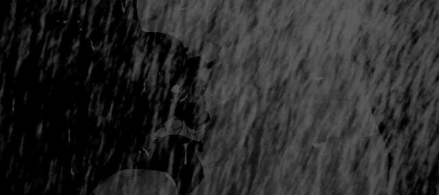 Monochrome: BEAUTY AND THE BEAST