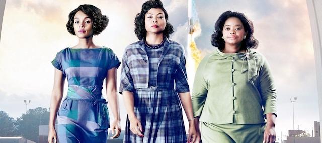 Three Women: HIDDEN FIGURES Trailer