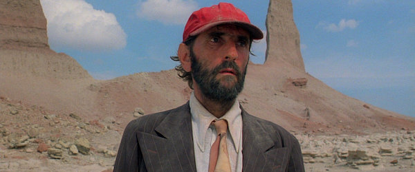 Harry Dean Stanton in Paris, Texas