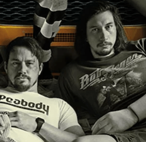 Back to The Life: LOGAN LUCKY Trailer