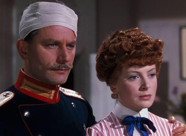 Anton Walbrook and Deborah Kerr
