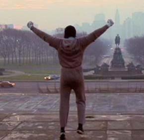 Philadelphia Freedom: ROCKY