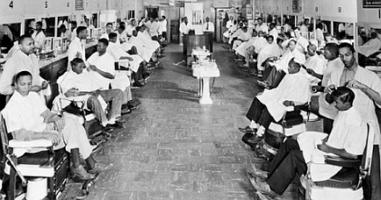 black barbershopPOST