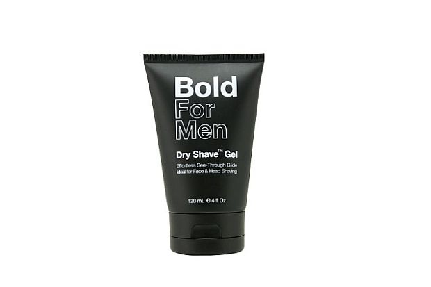 Bold For Men Dry Shave Gel The Mens Room