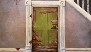 J.L. Rymer by Judi Calhoun