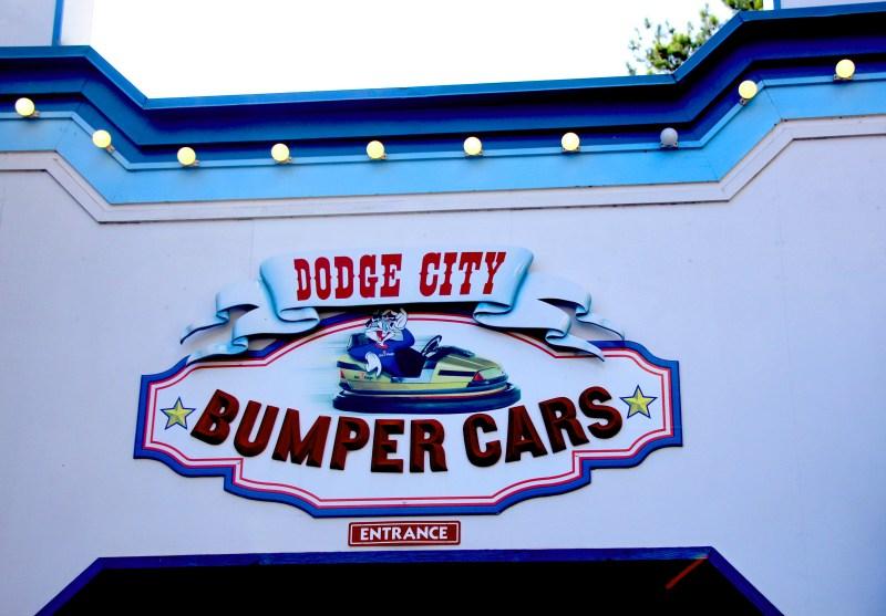 Dodge City Bumper Cars 1