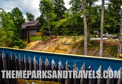 InvadR Construction Update #2 – Busch Gardens Williamsburg