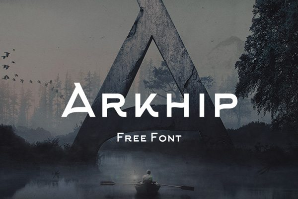 Arkhip Font Free Fonts Download