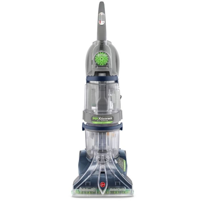 Hoover Dual V Steam Vac All Terrain with Spin Scrub F7452-900