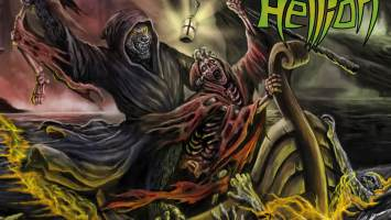 "Midnite Hellion : ""Condemned to Hell"" CD 15th September 2017 Witches Brew records."