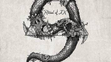 "Ritual of odds : ""Ritual of IX"" CD February 3rd, 2017 Swimming With Sharks Records."