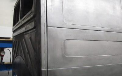classic restoration, sheet metal fabrication, custom metal worker, metal work denver, antique cars, automotive repair, automotive restoration, car body repair, classic cars, metal working, mercedes, restoration, vintage cars, unimog,