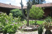 Meson de San Antonio courtyard