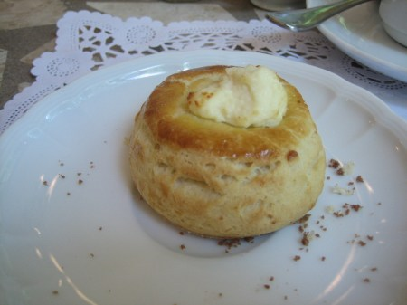 A bisquet from Maque