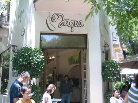 Maque in La Condesa