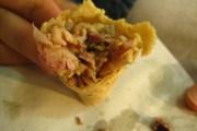 A yummy taco de nana
