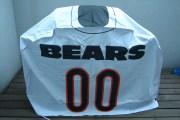 Chicago Bears grill cover