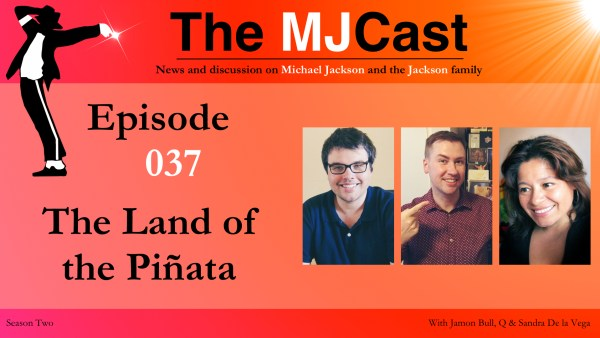 Episode 037 - The Land of the Piñata Show Art