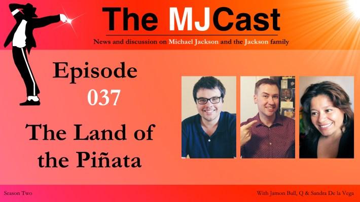 Episode 037 - The Land of the Piñata Show Art