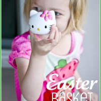 Non Candy Easter Basket Options