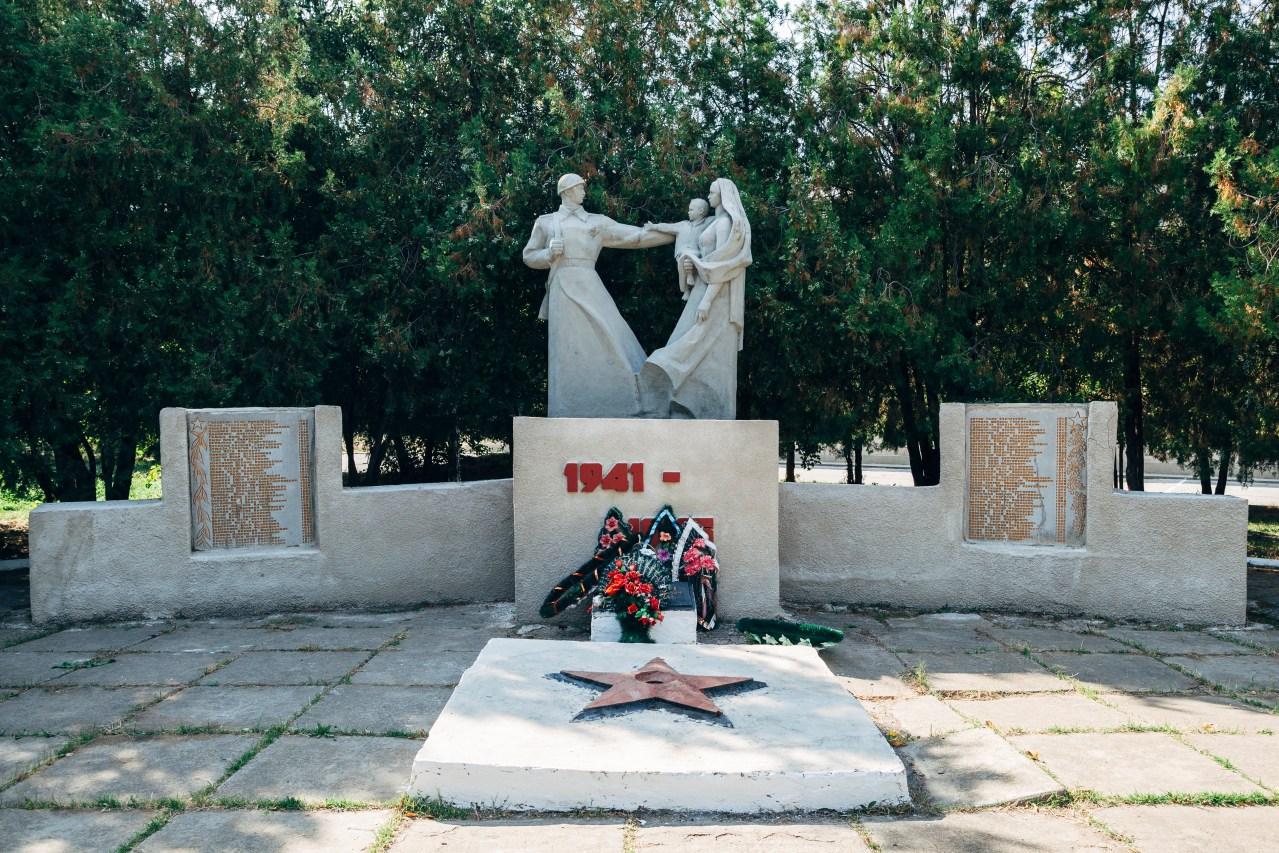 WWII Memorial, 2014.