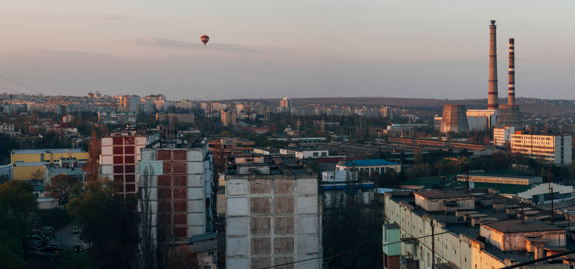 Ciocana sector, Chisinau.