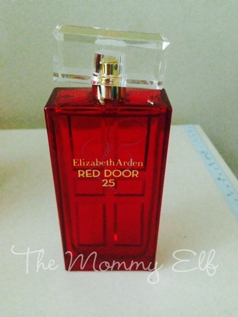 every woman i know knows red door i was excited to receive the new 25th anniversary bottle since this is such a classic fragrance
