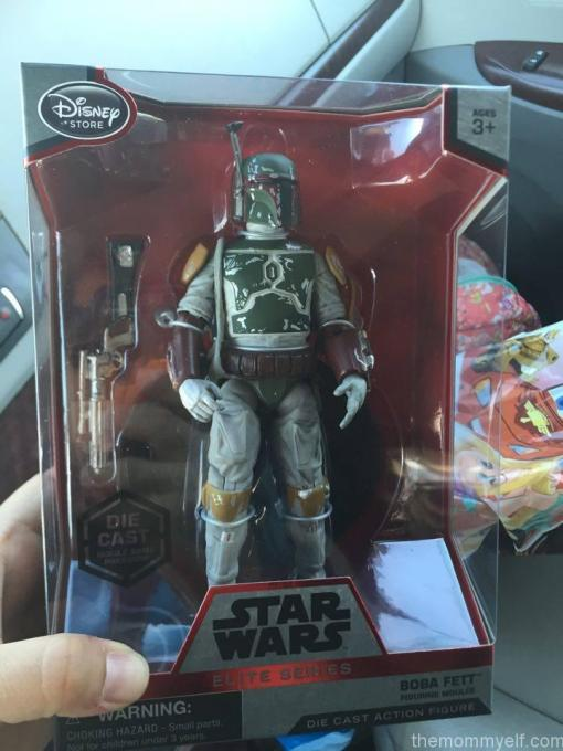 Boba Fett Elite Series Disney
