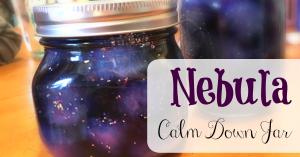 Nebula Calm Down Jar FB