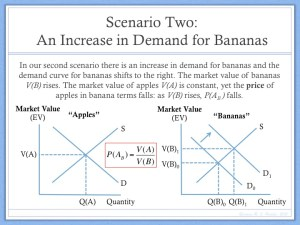 Example of Price Determination Barter Economy (4)