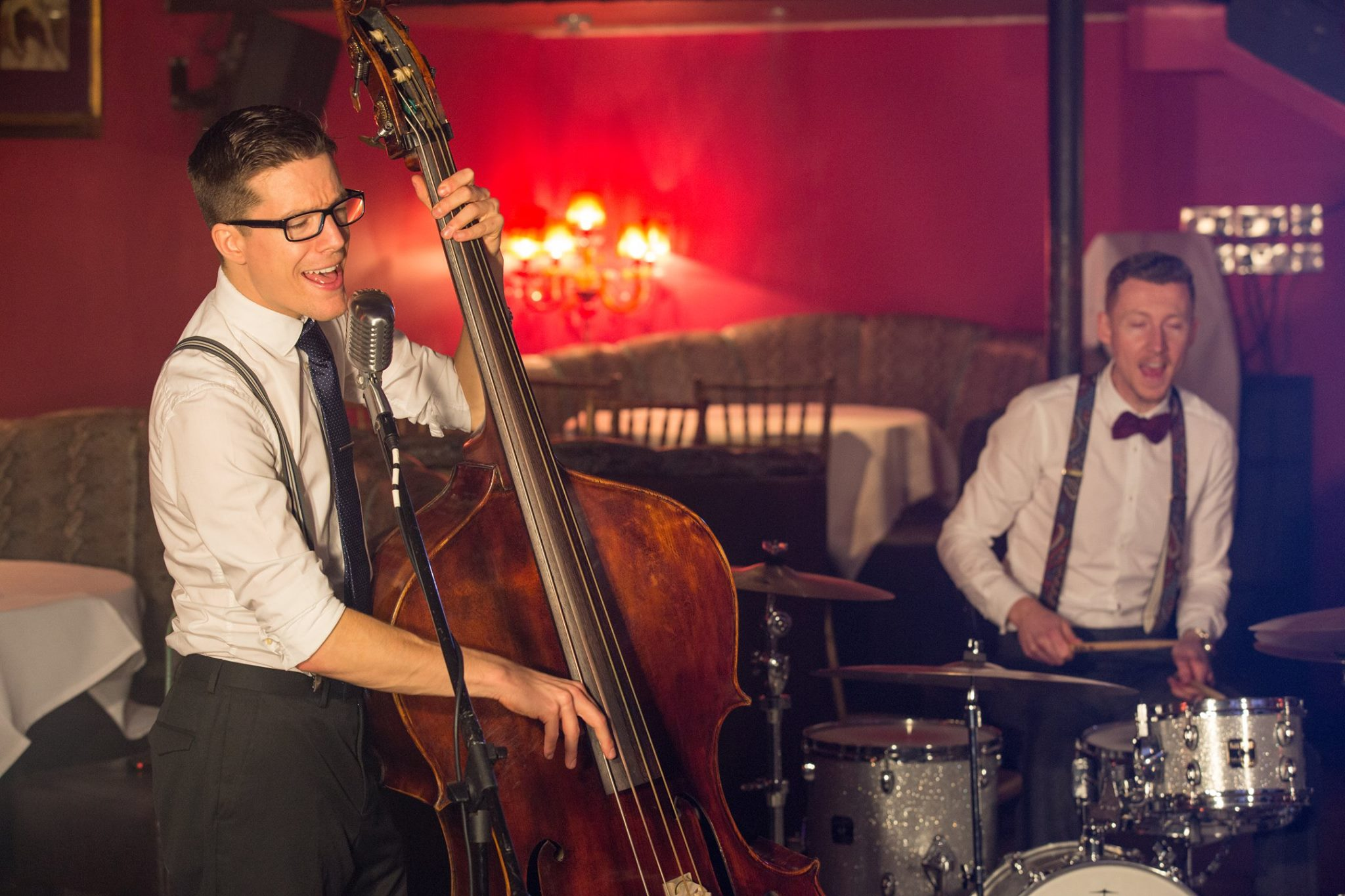 London swing band