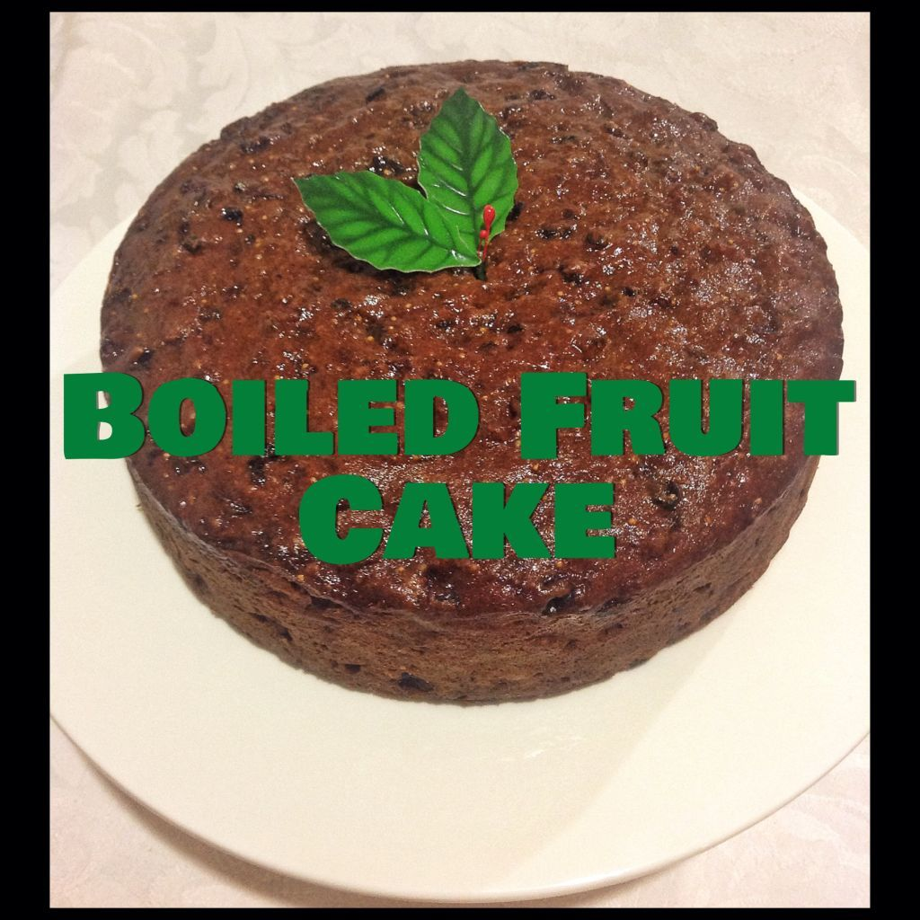how to make boiled cake