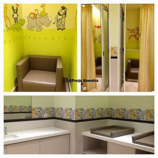 Nursing rooms in singapore