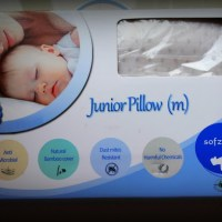 Mums&babies review: Sofzsleep Junior Pillow