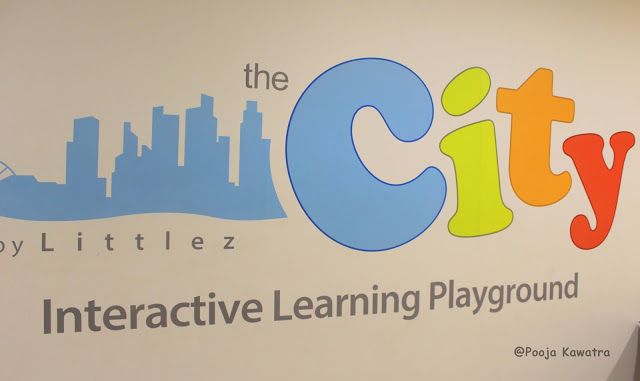 The City interactive learning playground: Liang Court