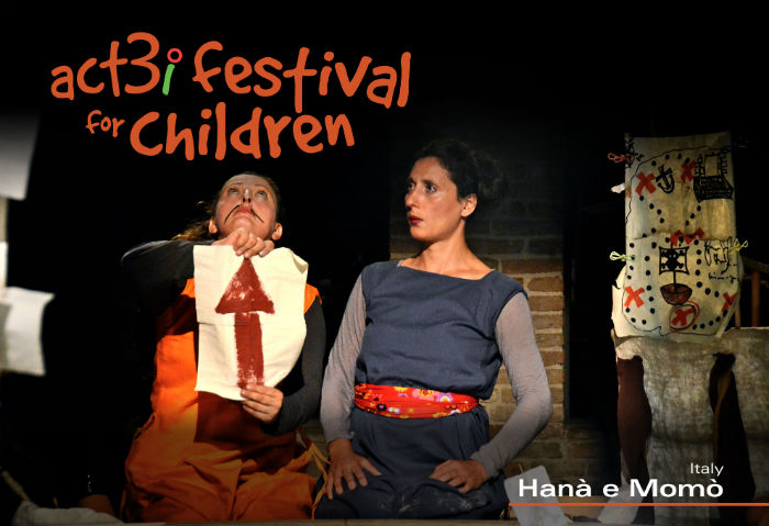 ACT 3i Festival for Children Hana e Momo (with logo)