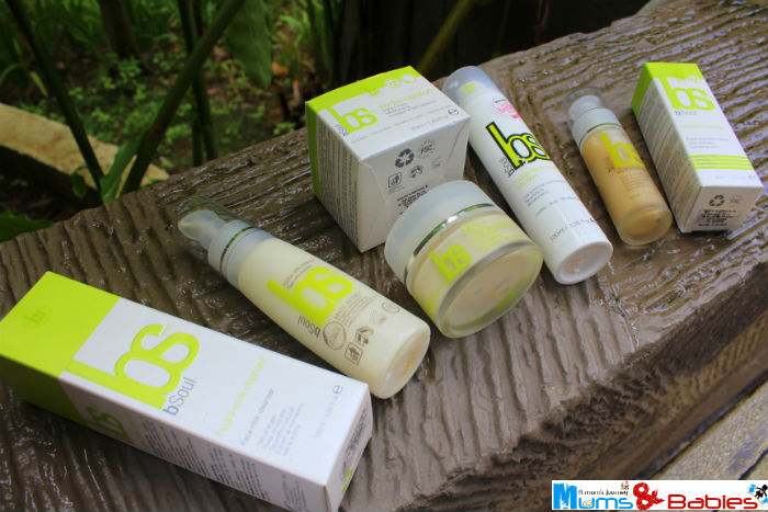 bsoul Physiological Normalization Skincare!