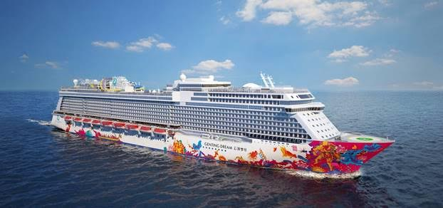 Genting Dream Cruise -A Voyage of a Lover's Dream!