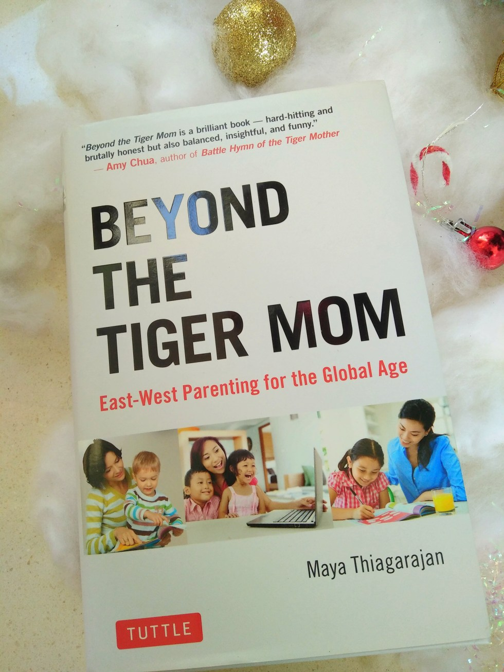 Beyond the tger mom