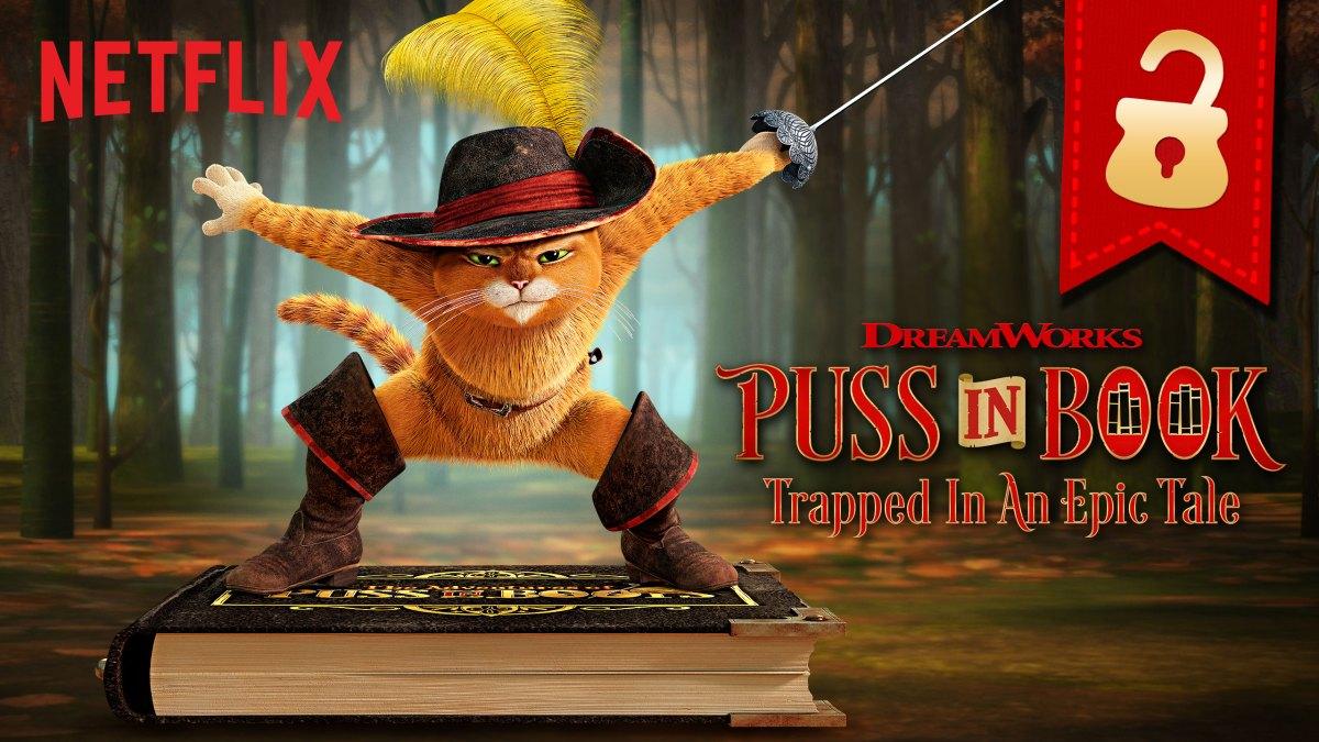 Netflix Interactive storytelling!