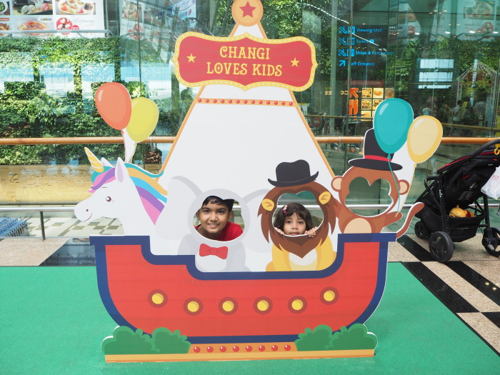 Changi Loves Kids Carnival!