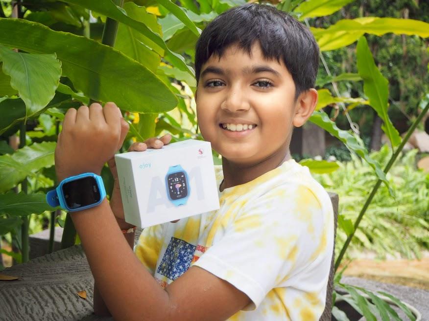 Ojoy A1 smartwatch