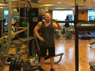 Novatel Bangkok In Fitness Gym Siam
