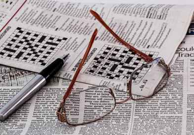Enjoy A Music Theme For Crossword Puzzle Day