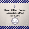 HappyMilitary Spouse Appreciation Day!