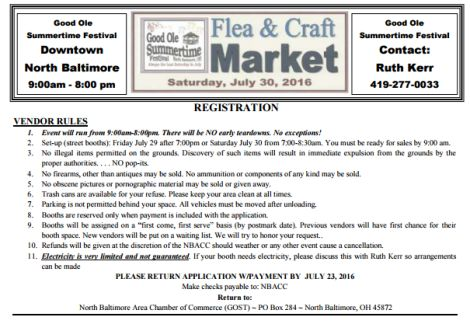GOST 2016 Flea Market header