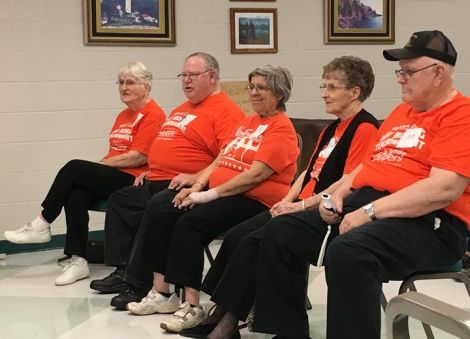 NB Seniors Center Bowlers Win Tourney