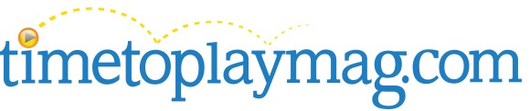 Time to play magazine logo